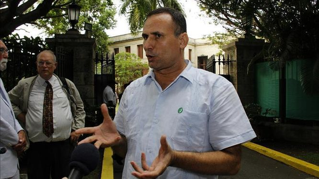 UNPACU leader, Jose Daniel Ferrer, believes that a new document integrates the entire opposition. (EFE)