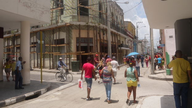 Camagüey is one of Cuba's largest cities and is more than 500 years old (14ymedio)