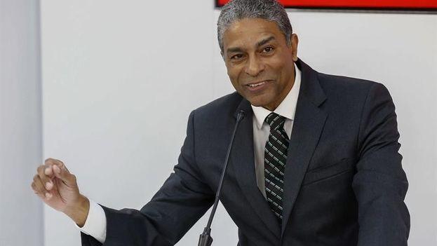 Cuban dissident Oscar Elias Biscet. (EFE)
