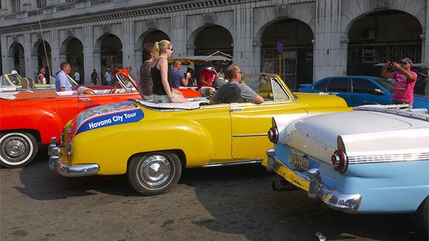'Yumas' in Havana. (14ymedio)
