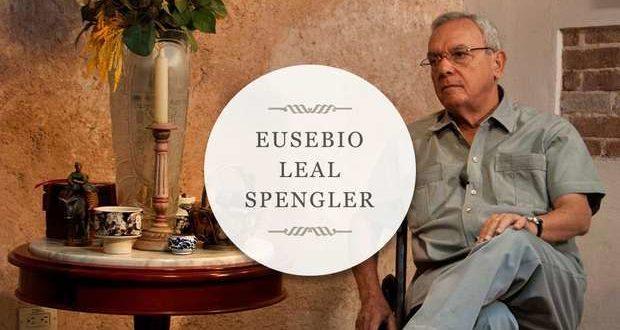 Eusebio Leal. Taken from Habana Nuestra [Our Havana].