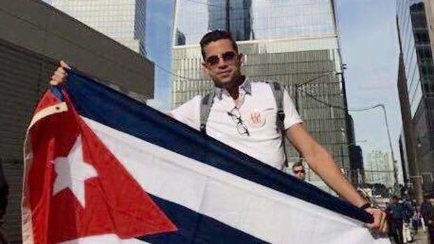 #YoNoSoyExCubano: Milkos Danilo Sosa Molina, a young Cuban resident in Miami responds to Randy Alonso. (Courtesy)