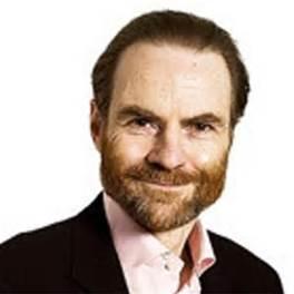 Author Timothy Garton Ash