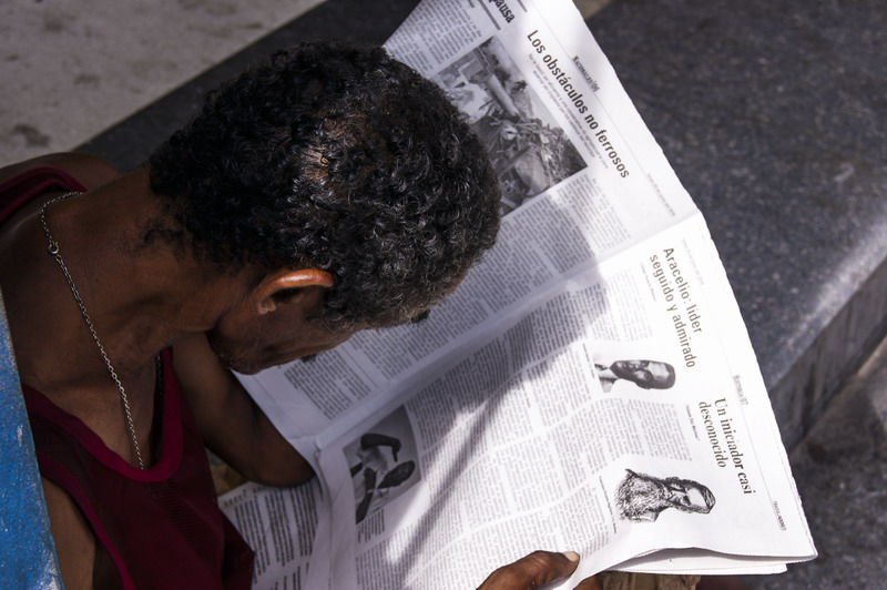 The Cuban state seeks to maintain its information monopoly at any cost.