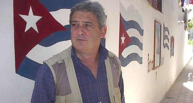 Fernando Ravsberg, in 2004 o 2005, when he was a BBC correspondent in Cuba. Taken from the blog Cubaninsider.