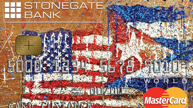 The new debit card will mean Americans don't have to carry cash to Cuba and will avoid exchange surcharges. (Stonegate Bank)