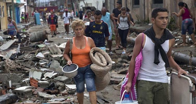 Baracoa after Matthew (Photo: Ramon Espinosa/AP)