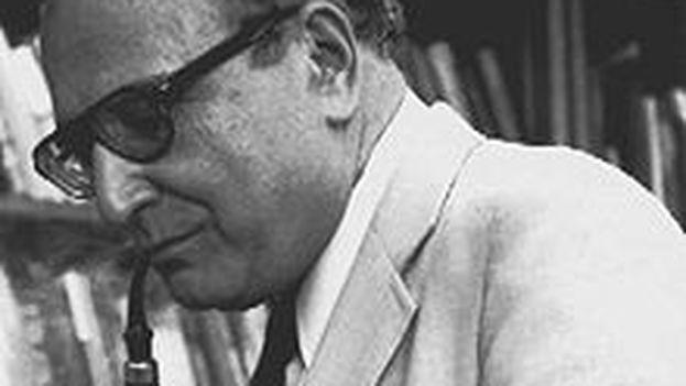 The political sociologist Seymour Martin Lipset. (Wikicommons)