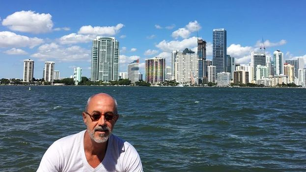 Juan Carlos Cremata in Miami. (Courtesy)