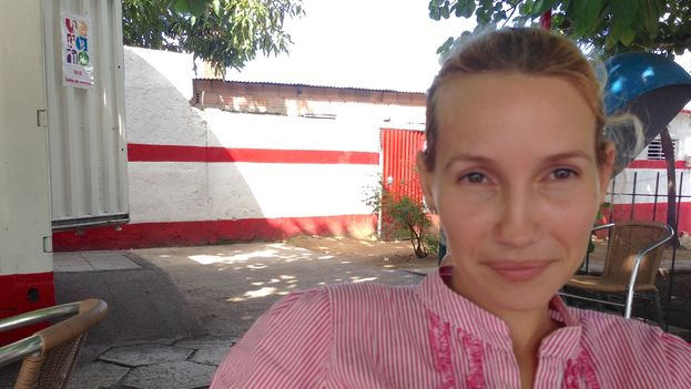 Reporter Sol Garcia Basulto was arrested on the night of November 3 when she was preparing to travel to Havana. (14ymedio)