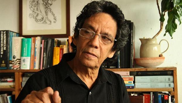 The '14ymedio' journalist, Reinaldo Escobar. (Youtube)